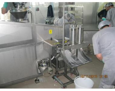 комплексне обладнання для сулугуні,моцарелла,качкавал,чечіль