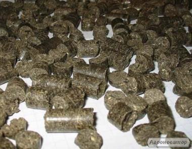 Пелети з лушпиння соняшника (біопаливо , тверде паливо)