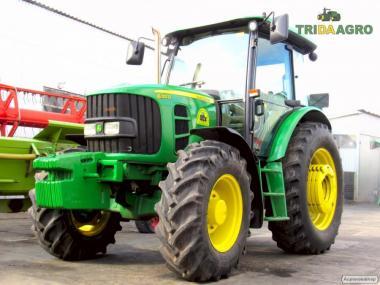 Трактор John Deere 6130D (2012)