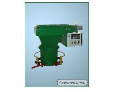 Весовой дозатор фасовка в открытый мешок ДГ-50