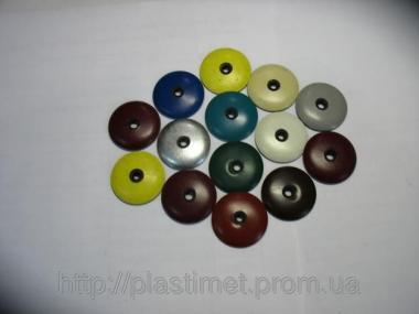 Шайба поликарбонатная бронза 1 шт.
