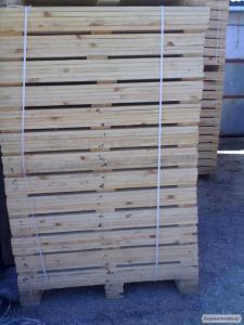 Продам заготовки для деревянной тары.