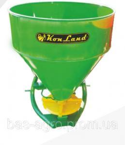 Розкидач мінеральних добрив KonLand KG-0350-1D