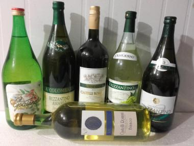 Вино Италия, 1 5 л, Белое, Белое, Bianco.