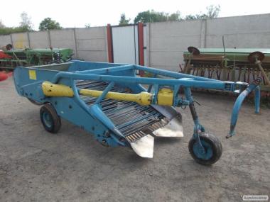 Картоплекопалка AGROMET Z-609