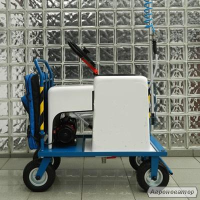 Аппараты для побелки и дезинфекции помещений