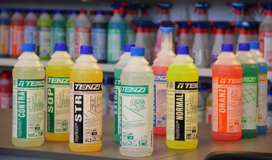Профессиональная чистящие и моющие средства для клининга. Экономия от 20%