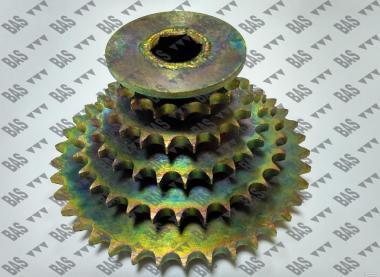 Блок зірочок Kuhn Planter N01684C0 аналог