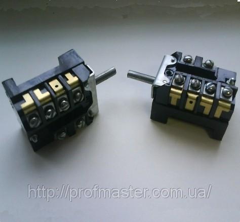 ПМЕ-16 Перемикач ПМЕ-16 потужності, ПМЕ-05, ПМ-5, ПМ-16 для електроплит ПМЕ-16, ПМЕ-05, ПМ-5,
