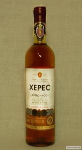 Вино Херес Молдавський
