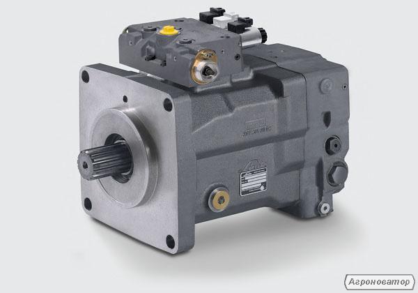 Ремонт гидромотора Linde HMV280-02