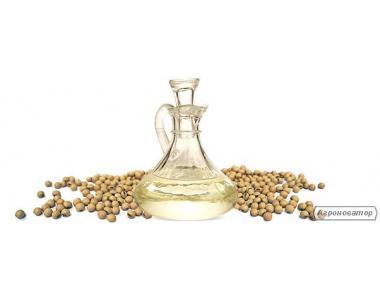 Олія соєва