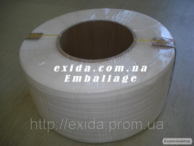 Лента упаковочная:полипропилен, ПЭТ, металлическая
