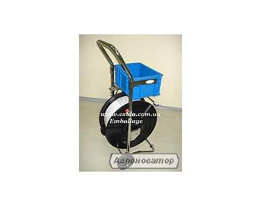 Стрепінг машини і стрічка пакувальна