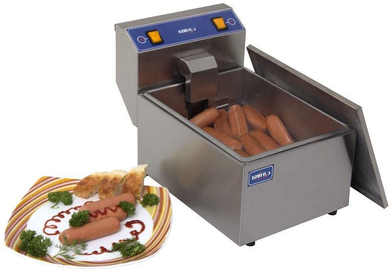 Сосисковарки - апарати для варіння сосисок. Розстрочка!