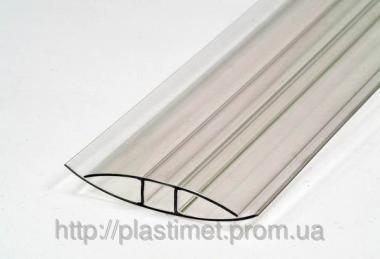 НР — профіль з'єднуючий  16 мм довжина 6 м