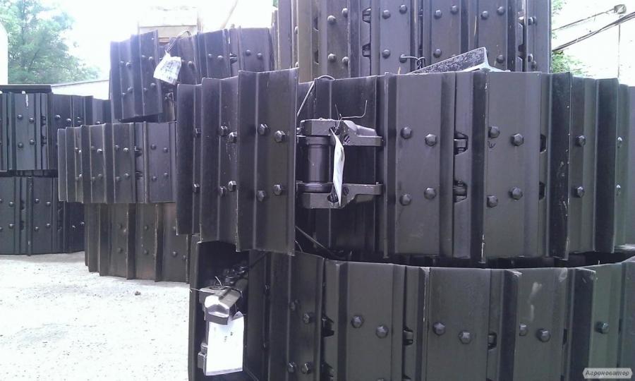 Гусениці бульдозера ДЕТ-250М2, Т-330, Т-35.01;Т-500, Т-170;Б10; Т-130