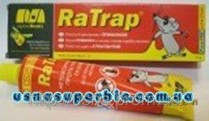 Клей Ратрап (RaTrap) 135 г от грызунов и насекомых для отлова