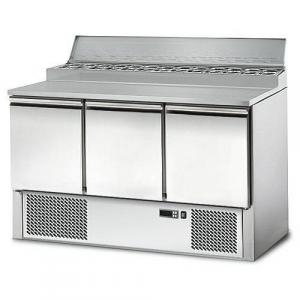 Стіл-саладетта GGM SAS147A (холодильний)