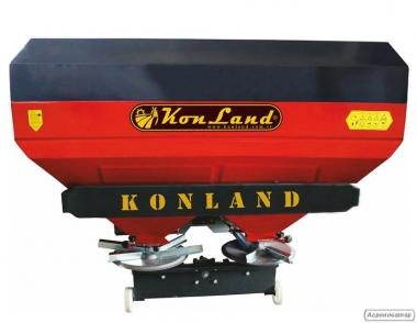 Разбрасыватель с надставкой KonLand KG-1000-2D