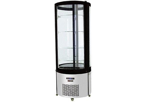 Панорамна вітрина GGM PVK400R (холодильна)