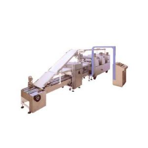 Лінії виробництва крекерів, затяжного печива HLB-600