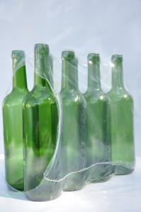 Пляшка скляна