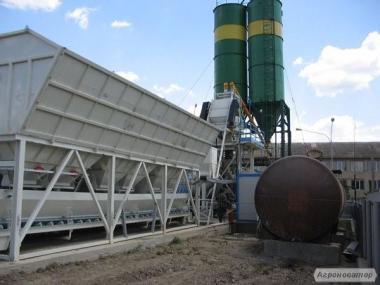 Бетонный завод Стационарный SUMAB
