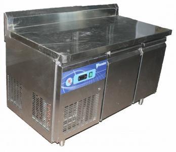Стол холодильный с бортиком CCТ-2S