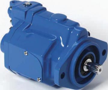 Нерегульовані гідромотори Eaton Vickers, модель 741XX