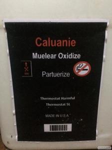 Caluanie для продажу ( термостат важкої води)