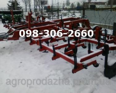 Культиватор прицепной КПГ-8 Новинка производства