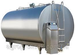 Охолоджувач молока 1500 л