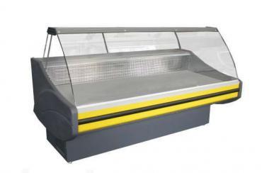Холодильна вітрина Savona 1,2 1,5 1,7 2,0 2,4 РОСС