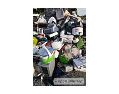 Утилизация техники, оборудования, опасных отходов