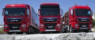 Вантажоперевезення по Україні сипучих вантажів, зернових культур