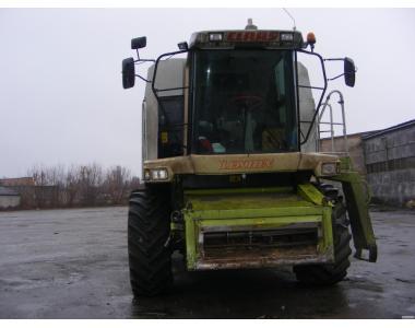 Продам зерноуборочный комбайн CLAAS LEXION 480 1999 г.в.