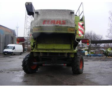 Продам зернозбиральний комбайн CLAAS LEXION 480 1999 р. в.