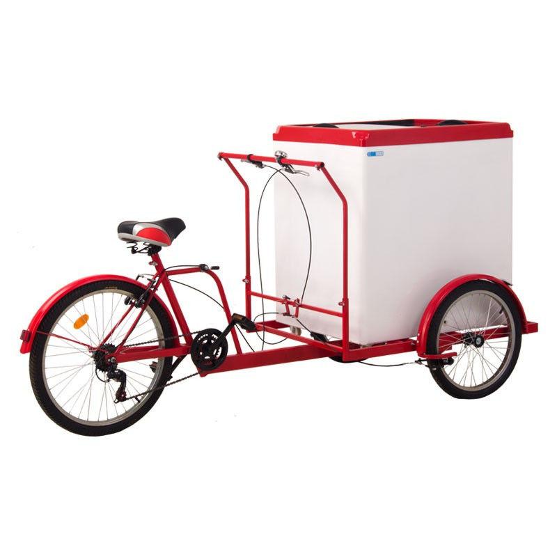 Велосипед для торгівлі морозивом КИЙ-В ВЛГ-М