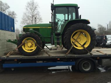 Трактор колісний JOHN DEERE 6610 Джон Дір