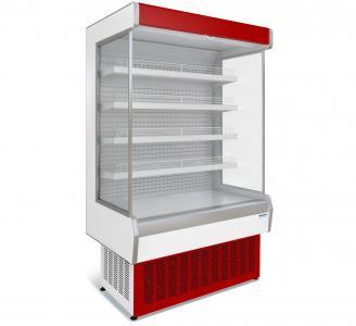 Вітрина холодильна середньотемпературна пристінна ВХСп 2,5 Купець
