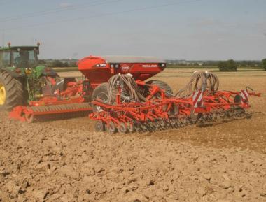 Сеялка зерновая MODULINER Solo ML2800