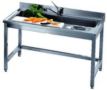 Стіл для м'яса і риби MODULAR DTLC-716