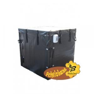Термокамера для розпуска меда на 18 бидонов 1000 кг или 4 бочки по 290 кг.