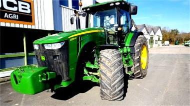 Трактор John Deere 8335R (2014)