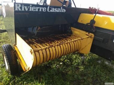Продам пресс-подборщик (Пресс-подборщик) Rivierre Casalis RC42