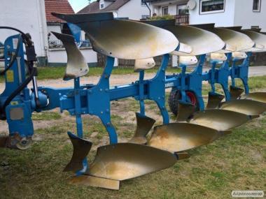 Продам плуг оборотный навесной Lemken EurOpal 7 5-ти корпусный