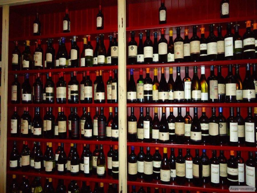 Бессарабские вина, розливной коньяк