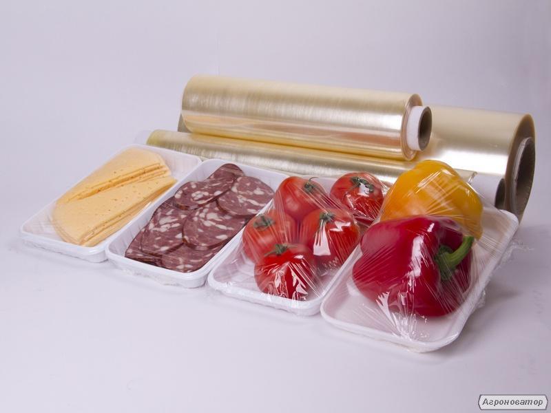 Cтретч пленка пищевая ПВХ