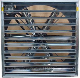 Настінні вентилятори осьові, вентилятор Гигола Рікарді